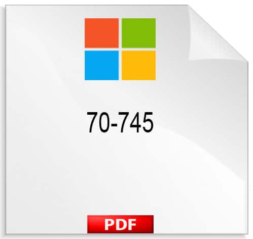 70-745