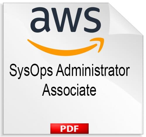 SysOps Administrator – Associate